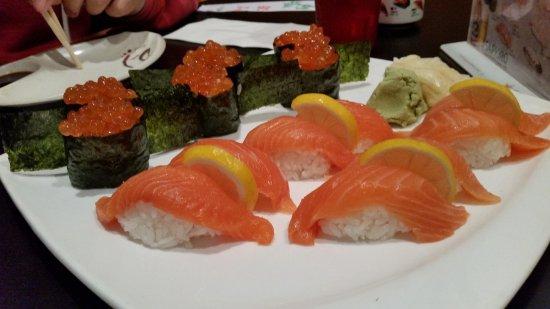 Tracy, CA: sushi