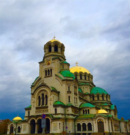 Gereja Alexander Nevski