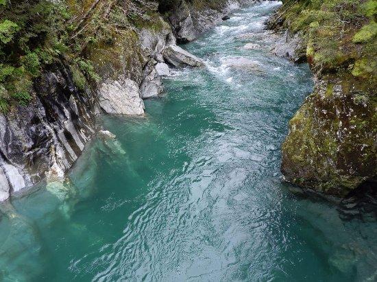 Wanaka, Yeni Zelanda: 2nd bridge