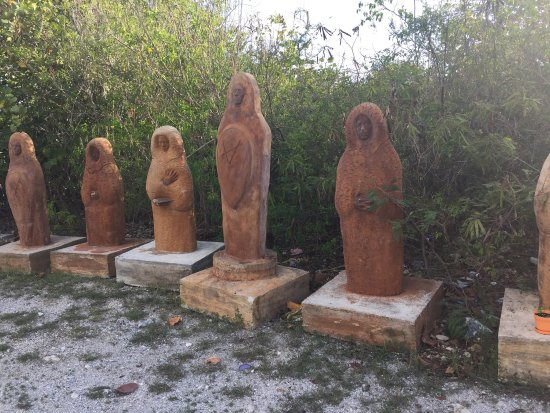 Cayman Brac: Elders of Atlantis.