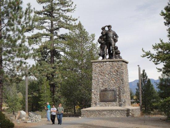 Truckee, CA: Memorial