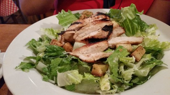 Tracy, CA: chicken salad
