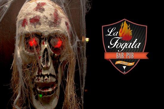 Foto de La Fogata Bar Rock, Villavicencio: Hallowen en LA FOGATA ...