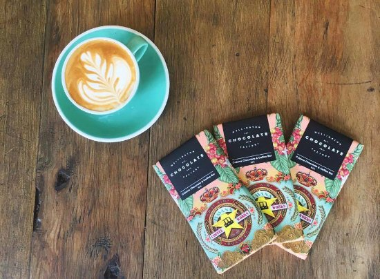 Zest Food Tours of New Zealand: Bean to bar chocolate at Wellington Chocolate Factory