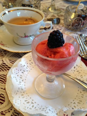 Weston, WI: Course #3 - Sorbet