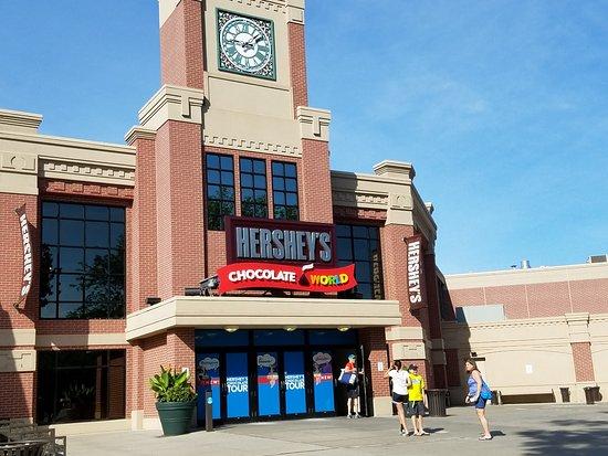 Hershey factory tour coupons