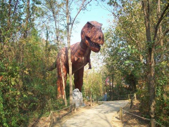 Dinosaur World Picture Of Dinosaur World Cave City