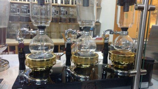 Walnut Creek, CA: Coffee gadgets!