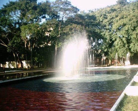 Sao Leopoldo, RS: Praça 20 de Setembro - São Leopoldo - RS