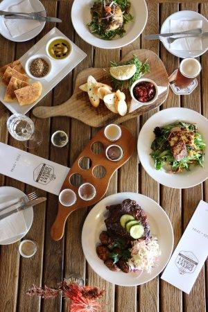 Wilyabrup, Australien: Fresh local produce