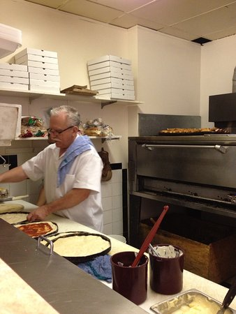 Didsbury, Canadá: Hand made pizza