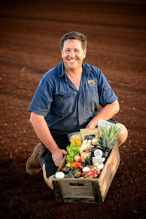 Bargara, Australia: Taste local produce at Winterfeast each July