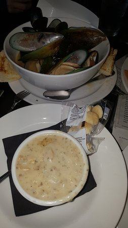 Fisherman's Market & Grill: seafood