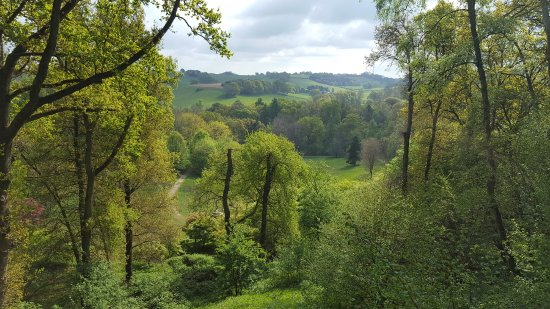 Godalming, UK : This is taken from one of the many view points,