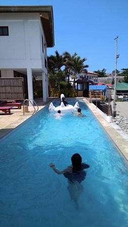 Kahuna Beach Resort and Spa: This is the pool of the Rest House