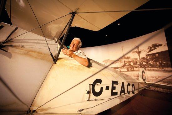 Bundaberg, Αυστραλία: Hinker Hall of Aviation