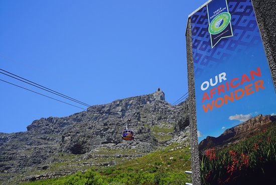 Table Mountain Aerial Cableway: photo7.jpg