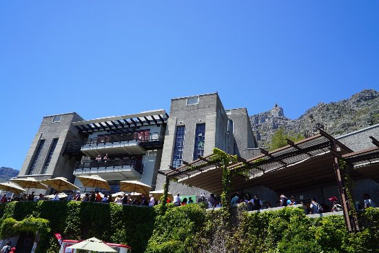 Table Mountain Aerial Cableway: photo8.jpg