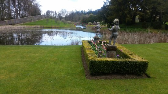 Blair Atholl, UK: Blair Castle and Hercules Gardens