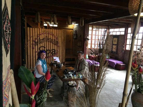 Lao Cai, Vietnam: The Charm Destination Spa