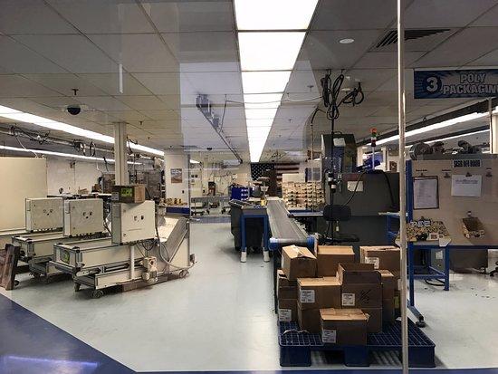Orange, CT: manufacturing space