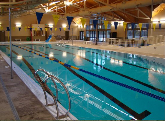 Sunriver, OR: swimming pool