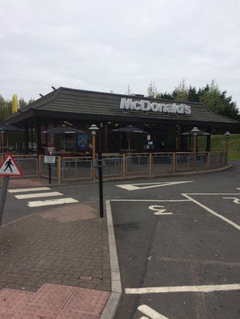 Wychbold, UK: McDonald's