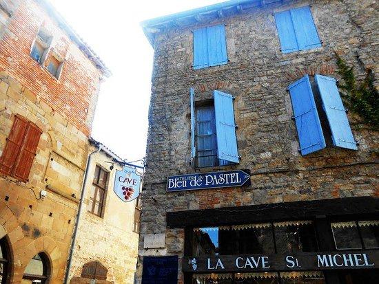 Cave St Michel