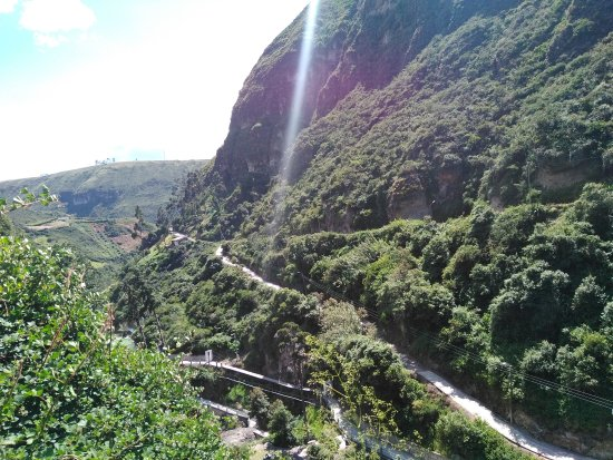 Tulcan, Ekwador: Visita por la Gruta Santuario Virgen de La Paz