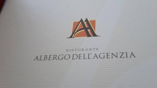 Pollenzo, Italia: menù