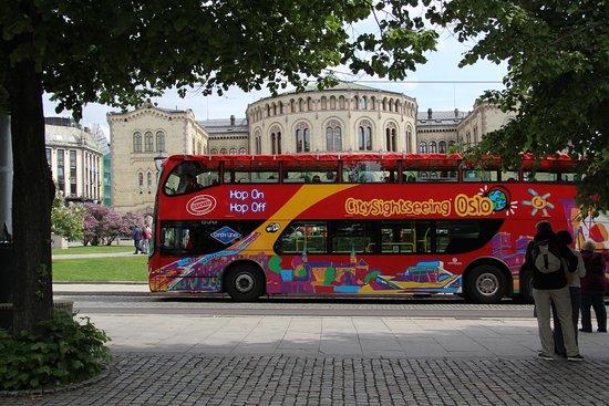 CitySightseeing Oslo