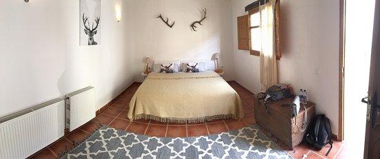 Enguera, Испания: Één van de bed & breakfast kamers