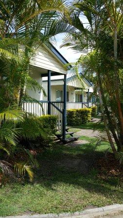 Alexandra Headland, Austrália: 1-Bdrm Villas