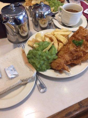 Yeadon, UK: Nice portion