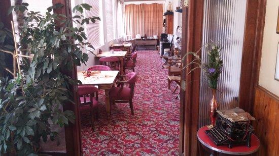 Somerset East, South Africa: Breakfast room