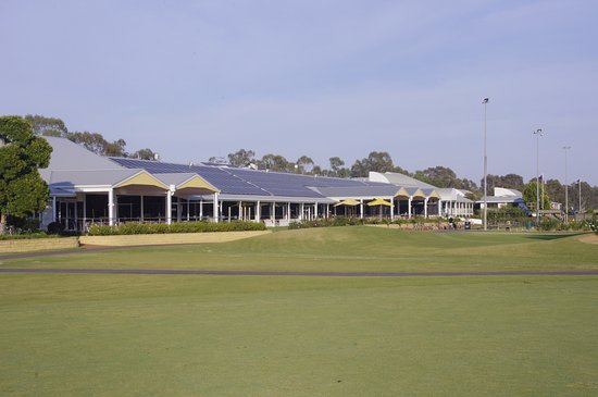 Mulwala, Austrália: Resort Club rooms