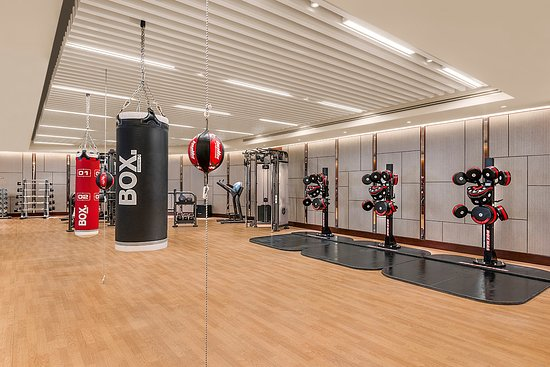 Edsa Shangri-La: Health Club Mixed-Martial Arts Zone