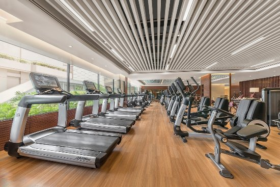 Edsa Shangri-La: Up-To-The-Moment Cardio Zone B