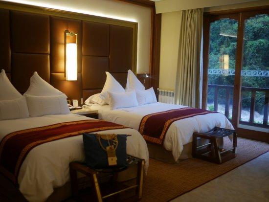 蘇瑪馬丘比丘飯店: 床很舒適