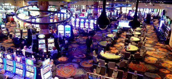 Kamloops, Canadá: Casino Floor