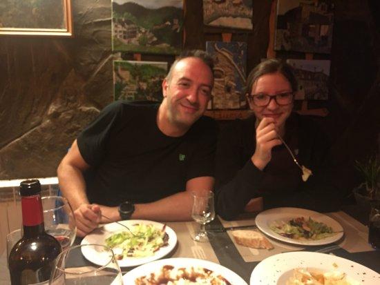 Buesa, España: Lo mejor del pirineo para comer buena carne sin duda un placer como siempre venir aqui