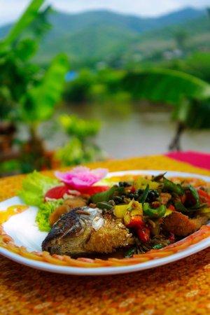 Mae Ai, Thailand: Экологически чистые продукты