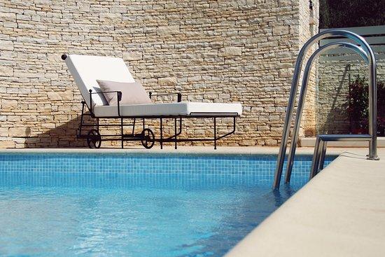 Tisno, Croazia: The pool