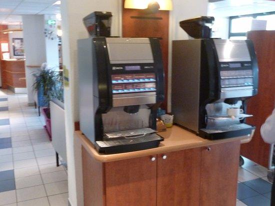 Ibis Budget Avignon Centre : distributori di bevande calde