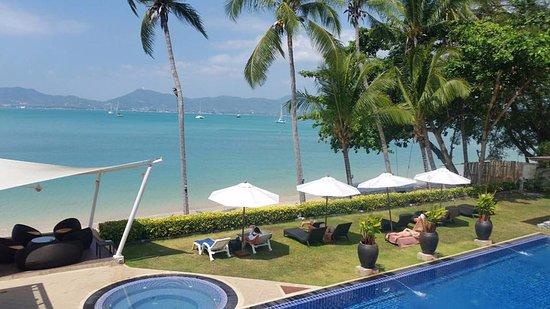 Cape Panwa, Thailand: Outside area