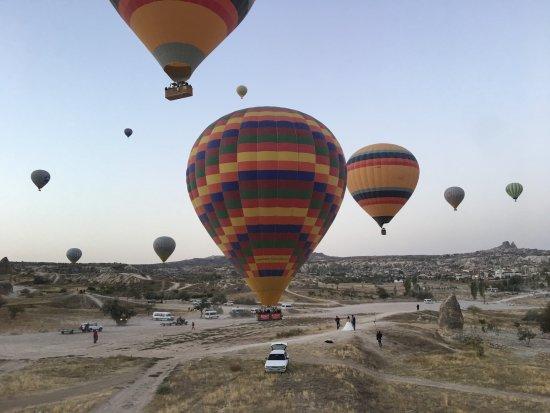Balloons - Picture of Turkiye Balloons, Goreme - TripAdvisor