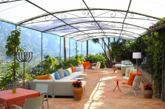 Can Verdera: Garden Lounge