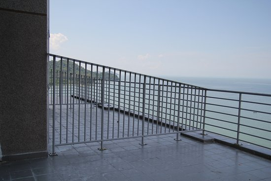 Bayan Lepas, Malaysia: Rooms 904, 905, 906 have these railings
