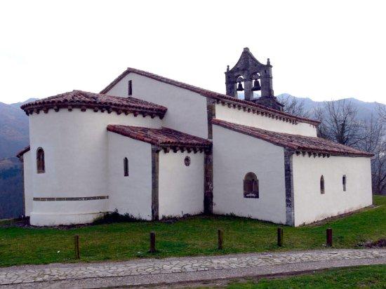 Aller Municipality, Spain: San Vicente de Serrapio