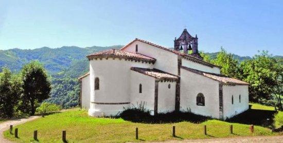 Aller, España: San Vicente de Serrapio